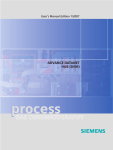 Siemens DataNET Hub (DNH) User`s manual