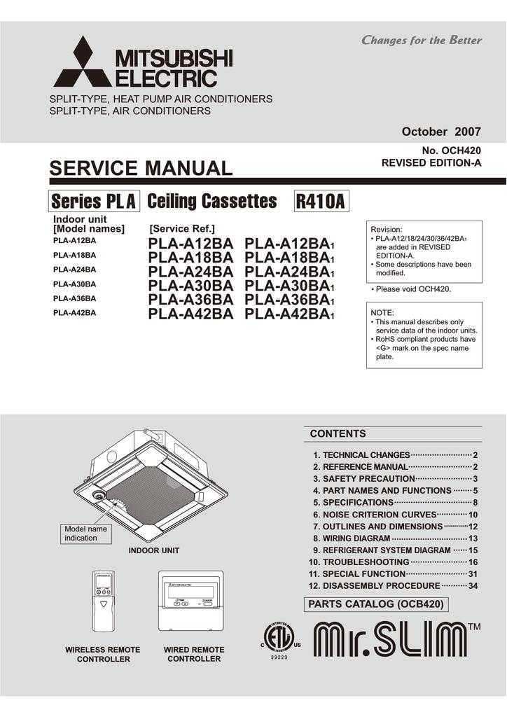 mr slim r 410a wiring diagram wiring library R-410A Logo mr slim r 410a wiring diagram