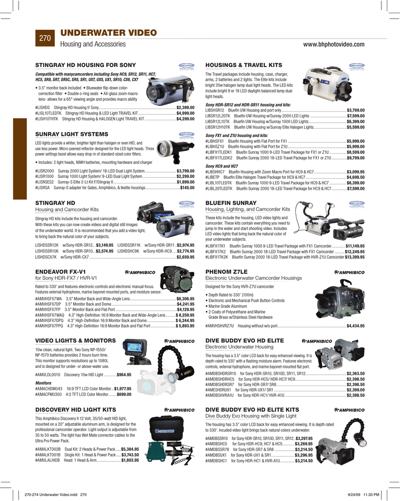 Rohs Sv Hvr2800 Series Specifications