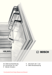 Bosch KIR24A65 Operating instructions
