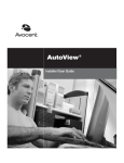 Avocent AUTOVIEW SWITCH User guide