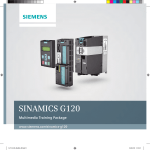 Siemens SINAMICS G120 Specifications