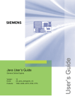 Siemens AC65 User`s guide