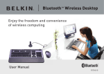 Belkin F8T042-B User manual