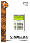 Vision VISION-64 User guide
