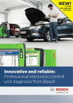 Bosch 5315 Technical data