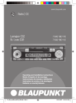 Blaupunkt CDC A01 Specifications