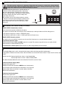 Merlin Tiltmaster MT100EVO Operating instructions