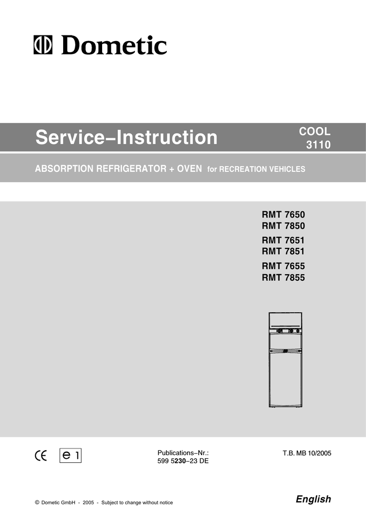 dometic 1700 english manual online user manual u2022 rh pandadigital co Dometic Thermostat dometic rc 1700 egp manual