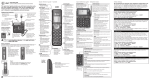 AT&T CL84102 User`s manual