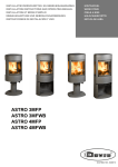 Dovre ASTRO 4MFP Technical data
