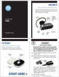 Motorola H680 - Headset - Over-the-ear User`s guide