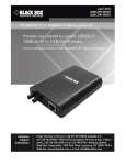 Black Box LBMC300-MMST Specifications