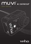 MyMuvi FamilyCam HD User manual