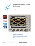 Agilent Technologies Ininiium 90000 Specifications