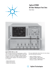 Agilent Technologies 85032B/E 50 Specifications