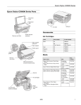 Epson CX6000 Specifications