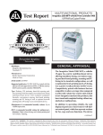 Axis Imagistics 2500 MFP Owner`s manual