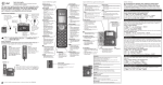 AT&T CL83551 User`s manual