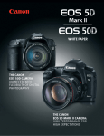 Canon Mark White Specifications