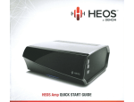 Denon HEOS Amp Specifications