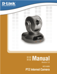 D-Link DCS-6620 - Network Camera User`s manual