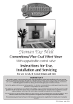 Yeoman EXE MIDI PR1145 Instruction manual