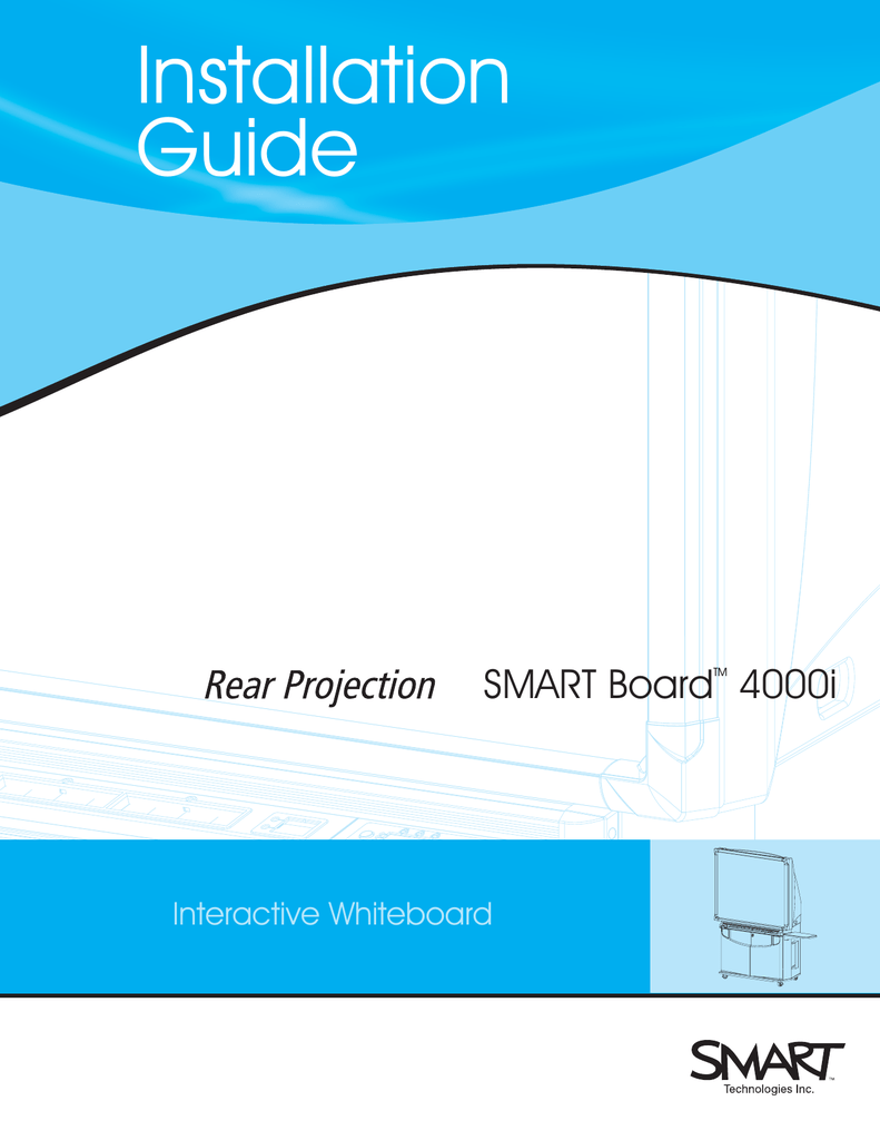 Epson V11H071920 - PowerLite 9300i SXGA+ LCD Projector Installation guide