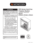 Vermont Castings DFS42A Specifications