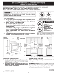 Bosch HGS5053UC Use & care guide