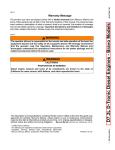 Daewoo DUB-2850 Service manual