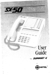 Mitel Superset 4 User guide