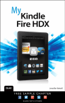 Amazon Fire HDX User guide