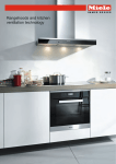 Miele KM 423 Technical data