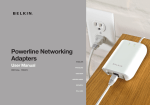 Belkin F5D4073 User manual