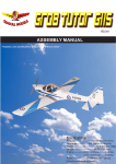 Seagull Models GROB TUTOR G115 Specifications