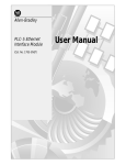 Rockwell Automation 1785 PLC-5 User manual