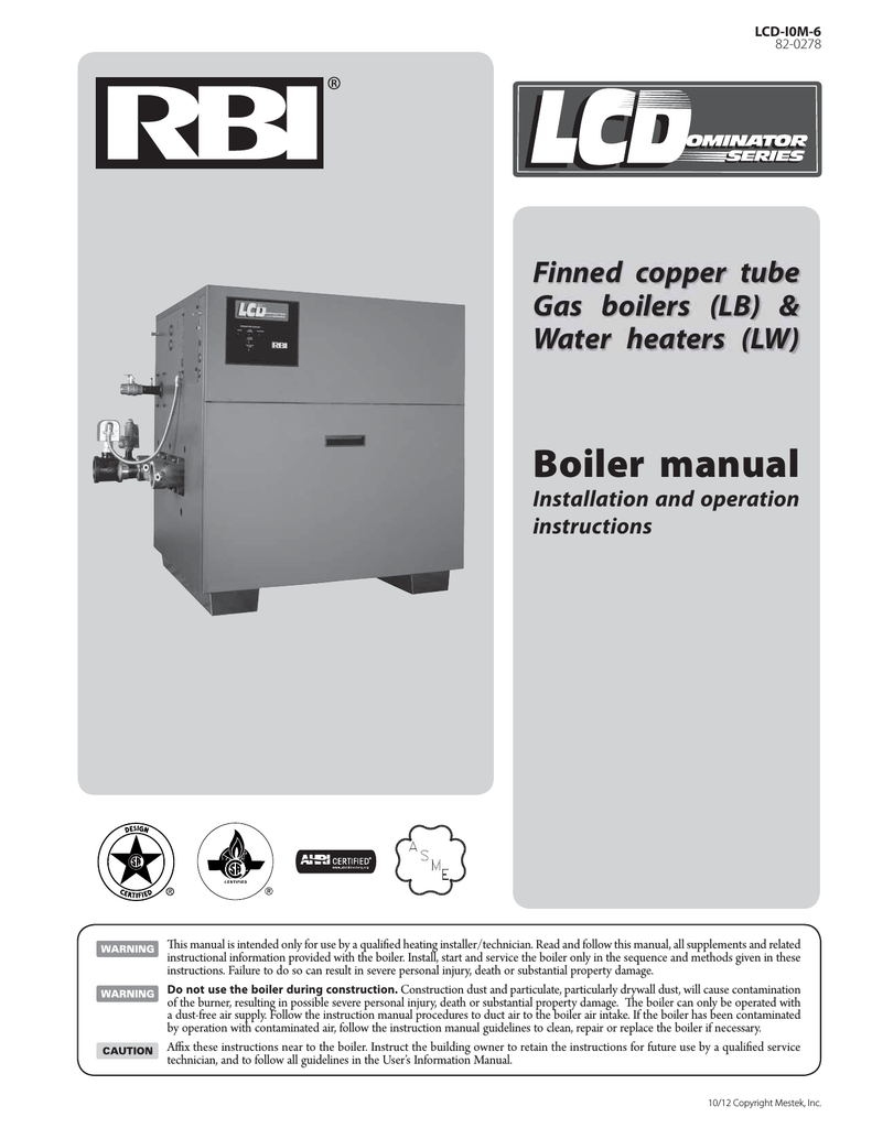 Rbi Boiler Manual Wiring Diagram Series Instruction 791x1024