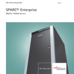Siemens SPARC M8000 Specifications