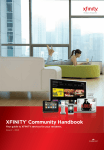 Comcast Xfinity User guide
