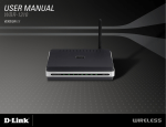 D-Link DSL-310 User manual