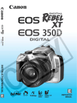 Canon DS-8 Instruction manual
