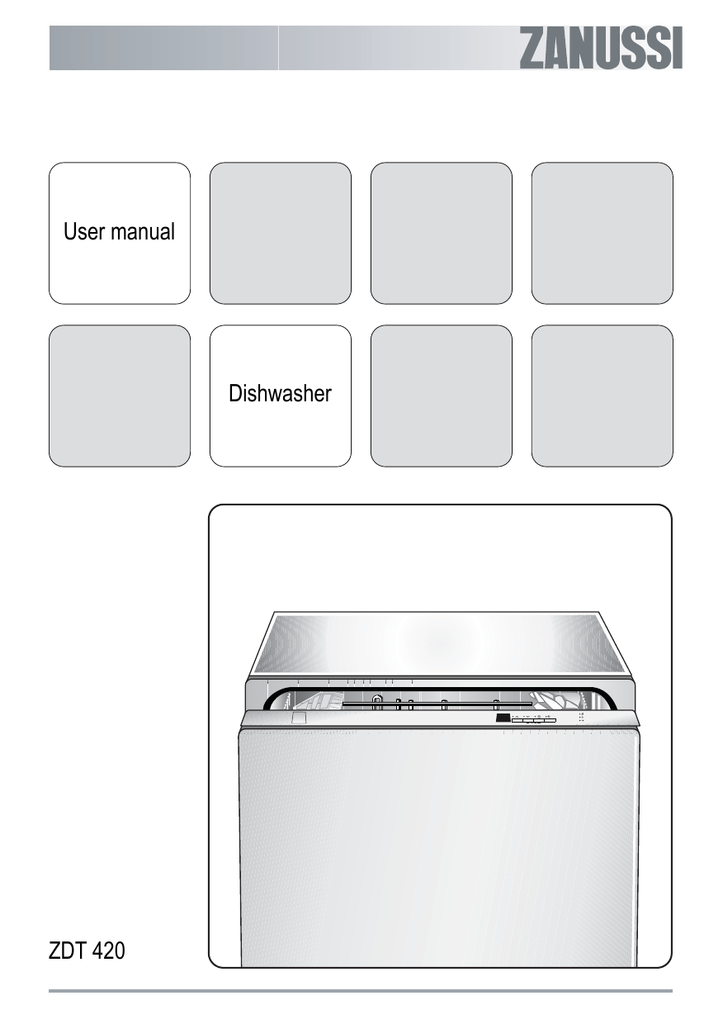zanussi zdt 420 user manual rh manualzilla com zanussi dishwasher instruction manual zanussi dishwasher zdt12011fa user manual