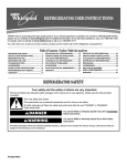 Whirlpool Ed5kvexvq Use And Care Manual