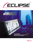 Eclipse AVN5495 Specifications