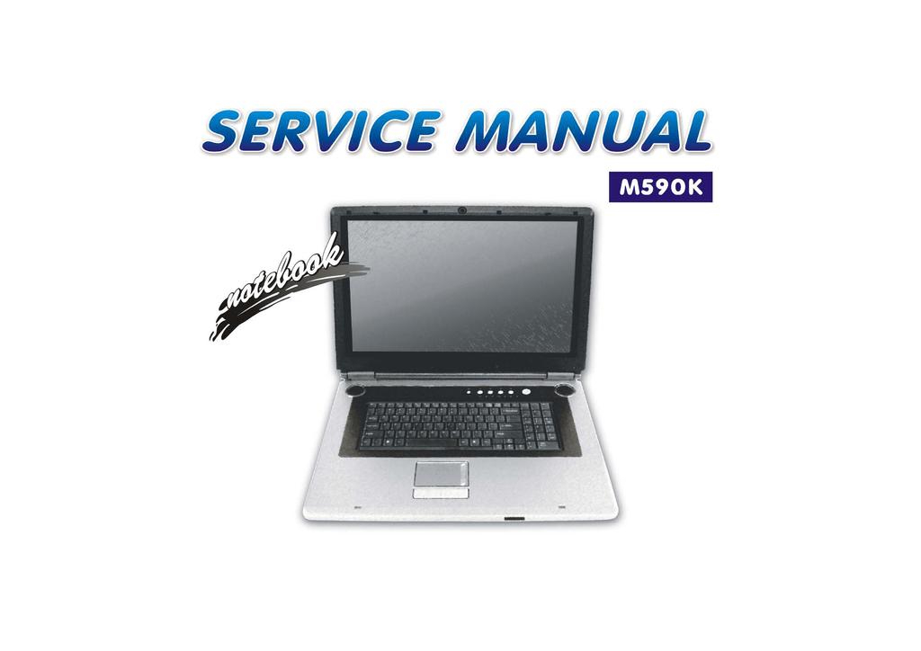 EUROCOM M560A Service Service manual