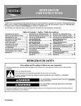 Maytag M1txegmyb Use And Care Manual