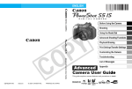 Canon CA-30 User guide