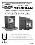 Enviro MERIDIAN 50-830 Owner`s manual