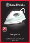 Steamglide Iron